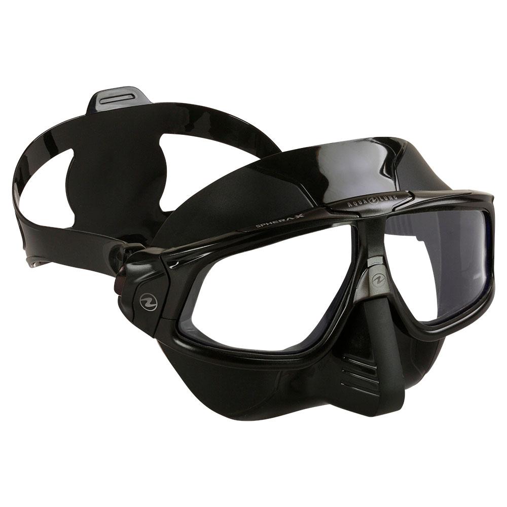 freediving Sphera mask All black