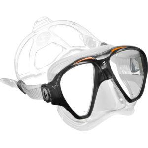 diving mask Impression orange