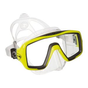 Ventura+ dive mask hotlime