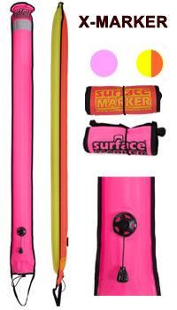 X Marker pink