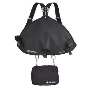 Apeks WSX sidemount harness