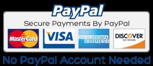 Aquamaster Paypal Mastercard Payments