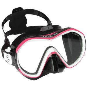 Aqualung Reveal X1 dive mask pink