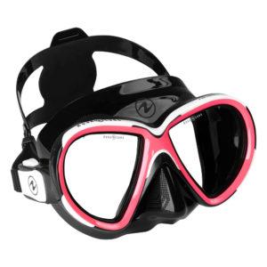 Aqualung Reveal X2 dive mask pink