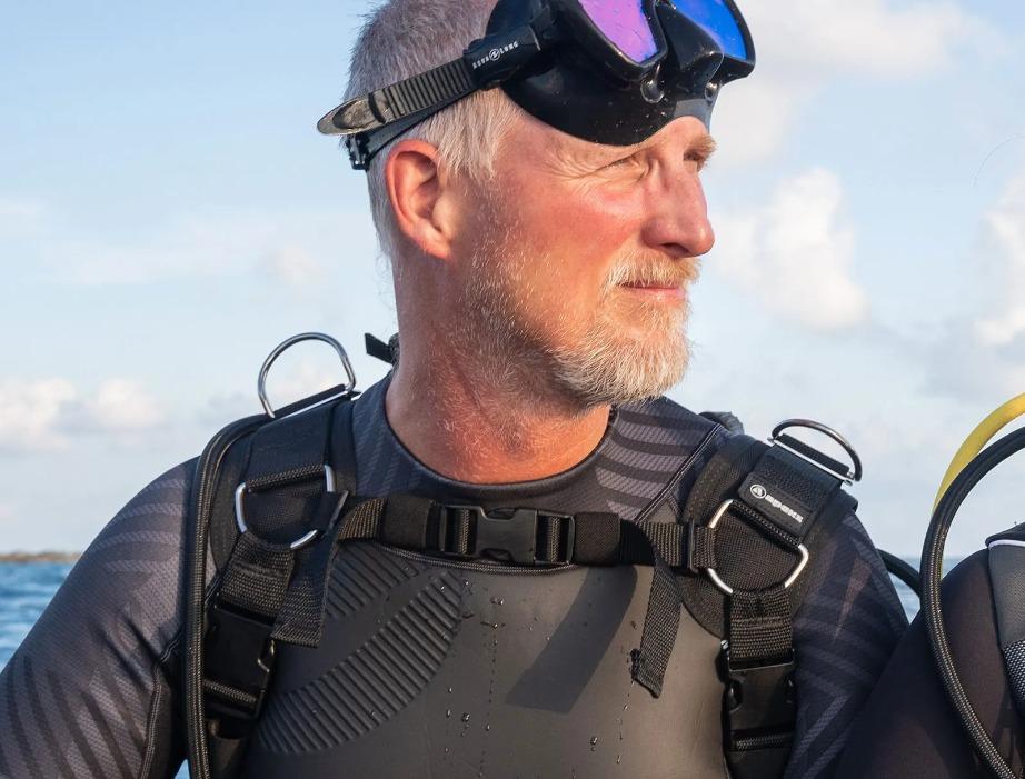 Paul Nicklen Aqualung Ambassador