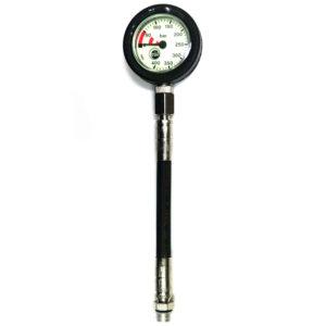 PSI Tech Sidemount pressure gauge