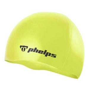 Classic swim cap Yellow