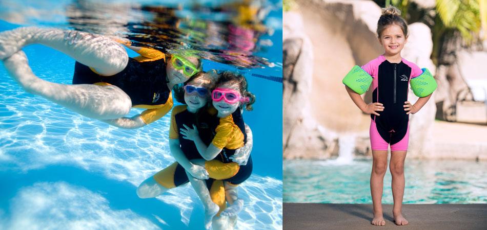 Aqua Sphere Stingray Kid Swim Suit